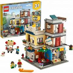 LEGO CITY 60110 Estación de...