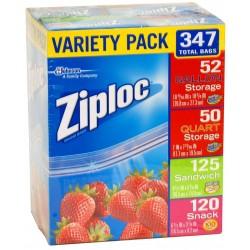 Ziploc Variety Pack 347...