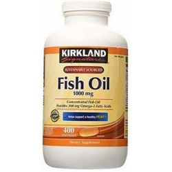 Kirkland Omega 3 Fish Oil...