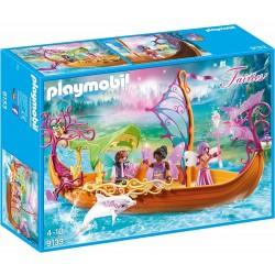 Playmobil-9133 Barco Romántico