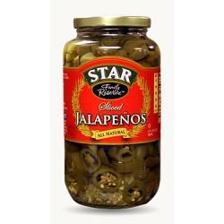 Star - Jalapeños en Rodajas...