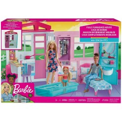 Barbie Casa De Muñecas...