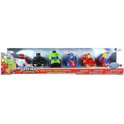 Marvel Super Hero Set 6...