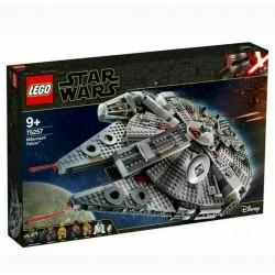 LEGO Star Wars 75257 Halcón...